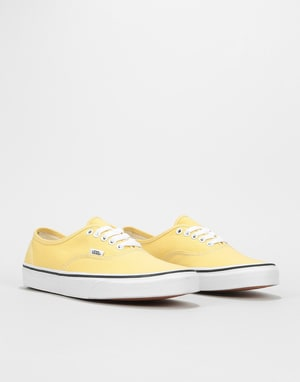 Vans Authentic Skate Shoes - Dusky Citron/True White