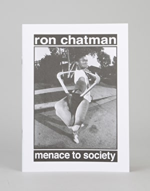 Polar x Dear x Ron Chatman Menace to Society Zine