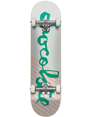 Chocolate Tershy The Original Chunk Complete Skateboard - 8