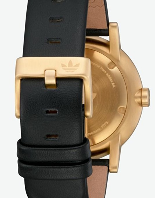 Adidas District L1 Watch - All Gold/Black