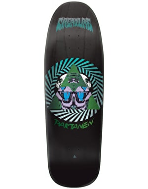 Creature Partanen Apparitions Skateboard Deck - 9.84