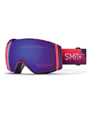 Smith I/O 2019 Snowboard Goggles - Monarch Reset/Violet Mirror