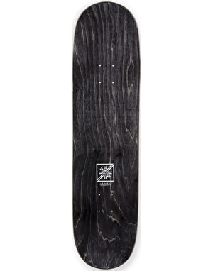 Habitat Ellipse Skateboard Deck - 8.5