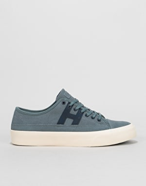 HUF Hupper 2 Lo Skate Shoes - Blue Stone