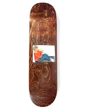 Doom Sayers Becky Skateboard Deck - 8.28