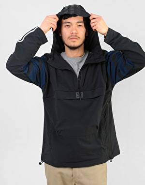 Adidas 3ST Jacket - Black/Collegiate Navy/Carbon