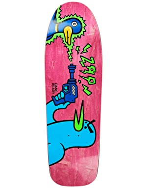 Polar Dane Kvaak Zap Kvaak Pro Deck - BEAST Shape 9.75