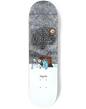 Magenta Lyons Perceptions Skateboard Deck - 8.5