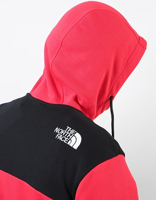 The North Face Himalayan Pullover Hoodie - TNF Red