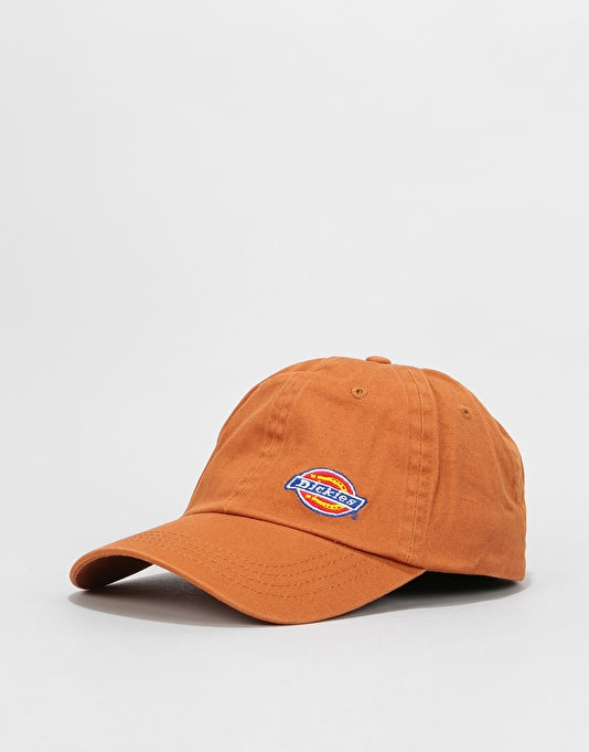 99b858bbae3 Dickies Willow City Snapback Cap - Brown Duck