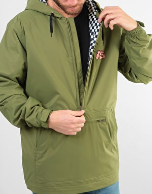 Analog Caldwell Anorak 2018 Snowboard Jacket - Olive Branch