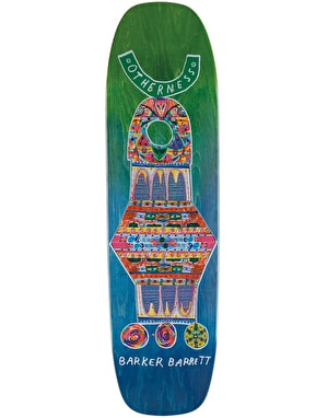 Otherness Barrett Sanctuary by Joe Roberts Skateboard Deck - 8.765