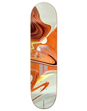 Girl McCrank Oil Slick Skateboard Deck - 8.375