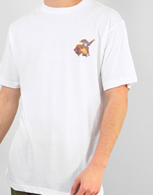 RIPNDIP Steed T-Shirt - White