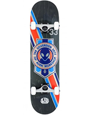 Alien Workshop Crest Complete Skateboard - 7.875