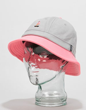 RIPNDIP Beaches Bucket Hat - White