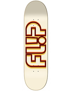 Flip Odyssey Depth Skateboard Deck - 8.45