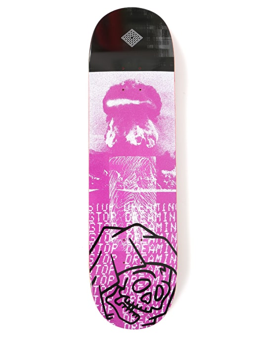 The National Skateboard Co. Day Skateboard Deck - 8.5""