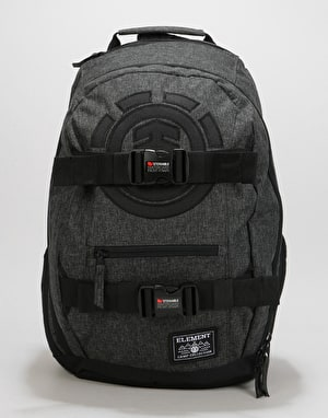 Element Mohave Skatepack - Black Grid Heather