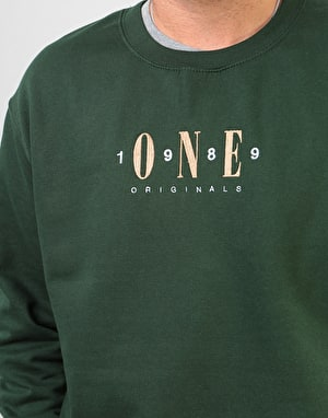 Route One Originals Sweatshirt - Forest Green