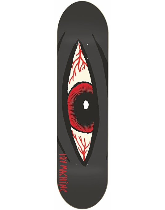 Toy Machine Sect Eye Bloodshot Skateboard Deck - 8.5""