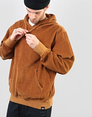 Dickies Amonate Hoodie - Brown Duck
