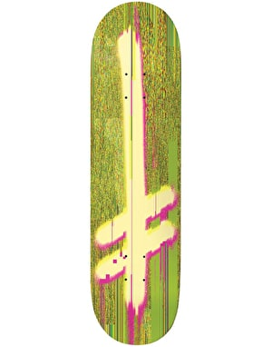 Deathwish Original G Glitch Skateboard Deck - 7.75