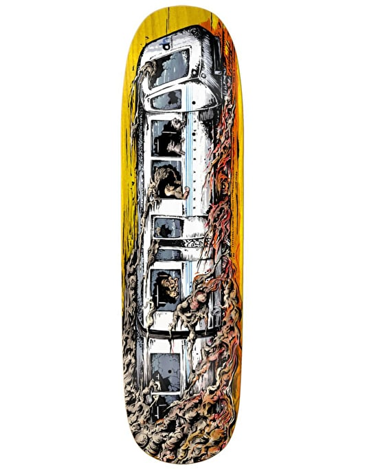 Anti Hero Raney Trainwreck Skateboard Deck - 8.63""