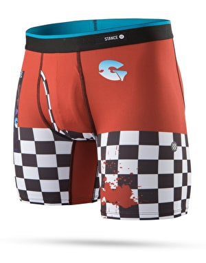Stance x Wu Tang Liquid Swords Boxer Shorts - Red