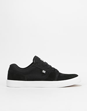 DC Tonik Skate Shoes - Black/White/Black