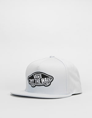 Vans Classic Patch Snapback Cap - Heather