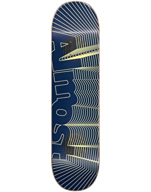 Almost Yuri Impact Unknown Impact Support Skateboard Deck - 8