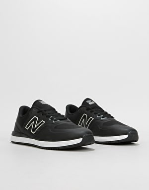 New Balance Numeric 420 Skate Shoes - Black/White