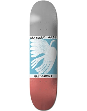 Element Madars Dove Nature Way Series Skateboard Deck - 8.5