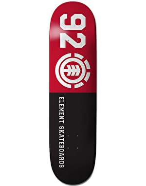Element 92 Classic Skateboard Deck - 7.875