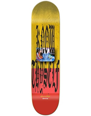 Chocolate Yonnie Don't Trip Skateboard Deck - 8
