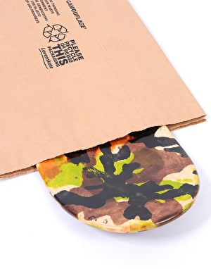 Lovenskate Adams Master of Camouflage Skateboard Deck - 7.75