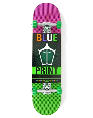 Blueprint Pachinko Complete Skateboard - 7.875