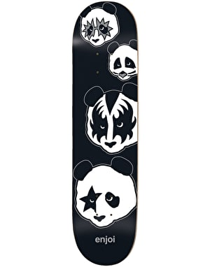 Enjoi Kiss Logo Skateboard Deck - 8