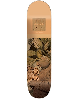 Chocolate Eldridge Dru Collage Skateboard Deck - 8.25