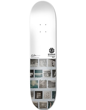 Element x Polaroid Gaberman Skateboard Deck - 8