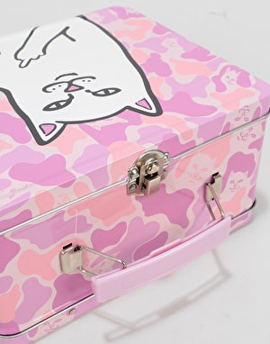 RIPNDIP Nermal Camo Lunch Box - Pink Camo