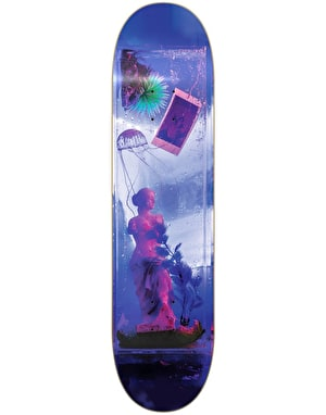 Isle Brooker Drifter Skateboard Deck - 8.25