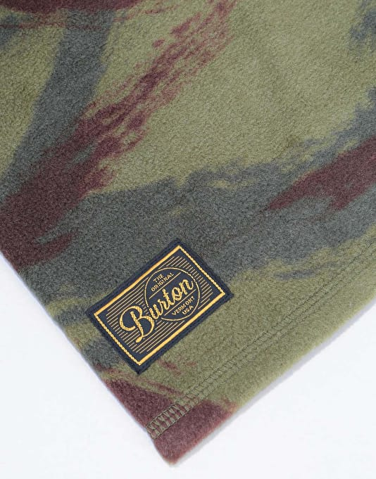 Burton Ember Fleece Neck Warmer - Brush Camo