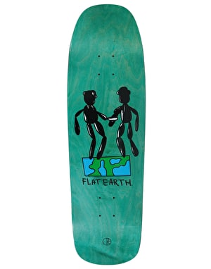 Polar Flat Earth Team Deck - 1990 Shape 9.25