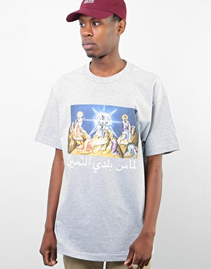 Diamond Praise T-Shirt - Heather Grey