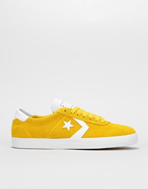 Converse Breakpoint Pro Ox Skate Shoes - Vivid Sulfur/White/Gum