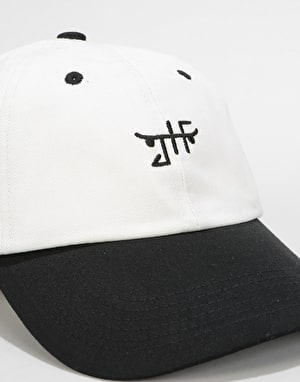 Just Have Fun Toned Out Dad Cap - White