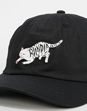 RIPNDIP Tattoo Nerm Dad Cap  - Black