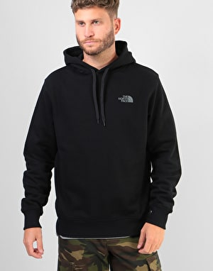 The North Face Drew Peak Pullover Hoodie - TNF Black/TNF Black
